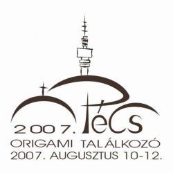 18. Nemzetközi és Országos Origami Találkozó - 2007 Pécs