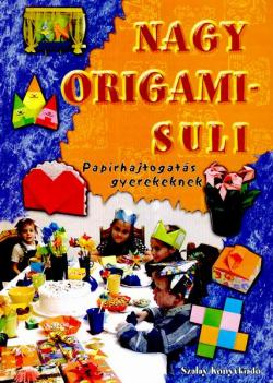 Nagy origami suli