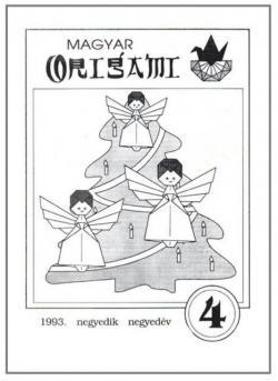 Magyar Origami Kör 1993/4 magazinja