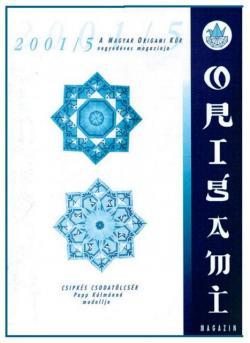 Magyar Origami Kör 2001/5 magazinja