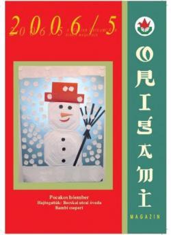 Magyar Origami Kör 2006/5 magazinja
