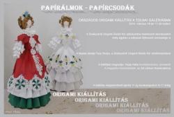 Papírálmok - papírcsodák kiállítás