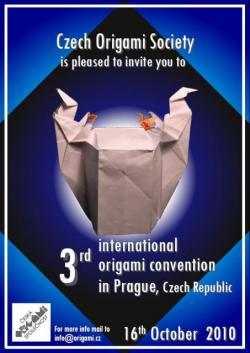 Harmadik Prágai Nemzetközi Origami Találkozó