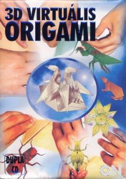 3D virtuális origami - CD