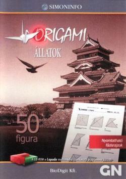Origami állatok - CD