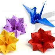 Origami foglalkozás Mosonmagyaróváron