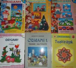 Megújult a Magyar Origami Kör könyvtára