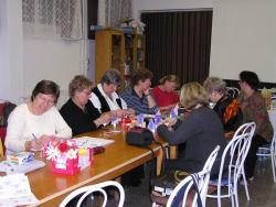 Szekszárdi origami hétvége 2008.11.14-16 - beszámoló