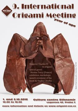 9. Prágai Nemzetközi Origami Találkozó
