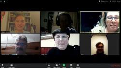 Mit tegyünk a járvány miatt kialakult helyzetben? - Vegyünk részt origamis videókonferenciákon