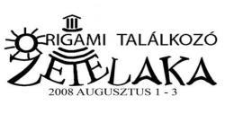 III. Zetelaki Origami Találkozó