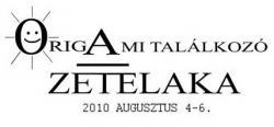 V. Zetelaki Origami Találkozó