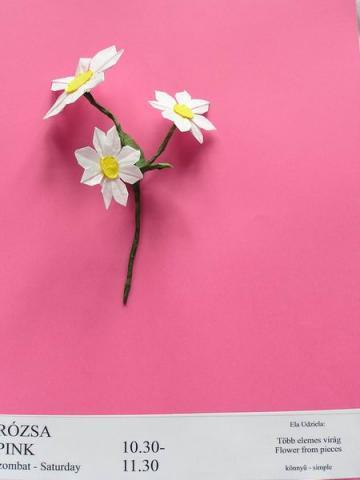 Ela Udziela: Több elemes virág