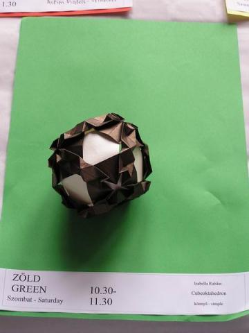 Izabella Ralska: Cubeoctahedron