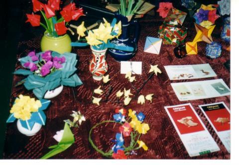 Kiállításom 1998-ban Tarnamérán