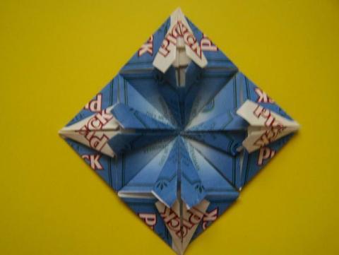 Pickwick szives ornament 3. változata