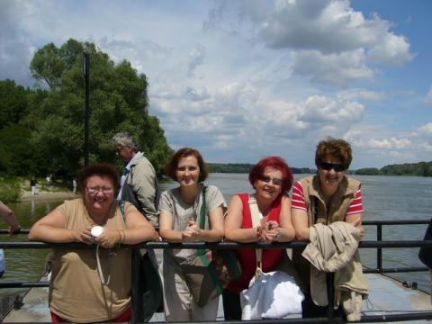 Kirándulás Gemencben