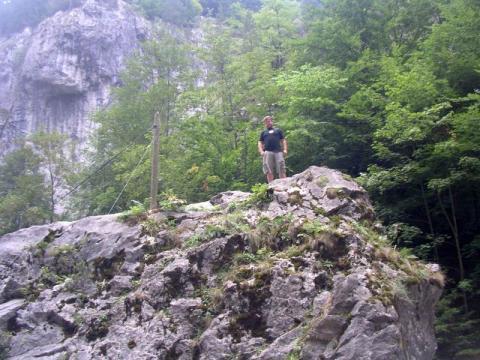 Ádi a sziklán