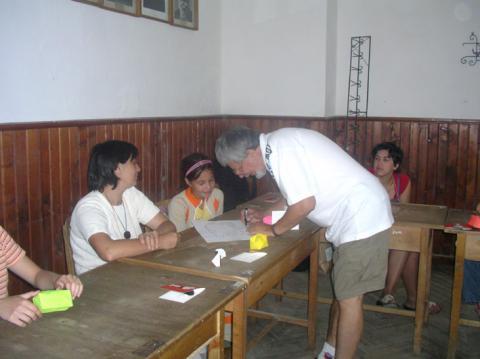 Felnőttek várják Jocó bácsi rajzát