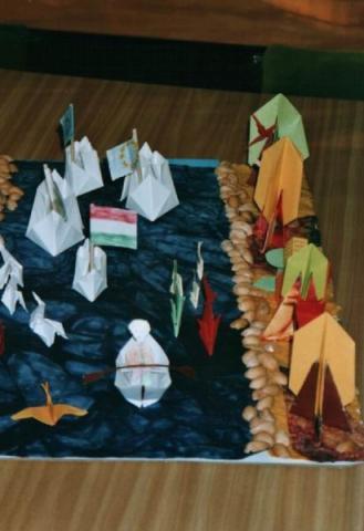 Duna és környéke pályázatra készült munka