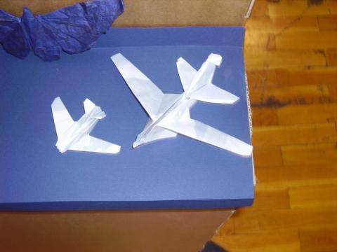 Gulyás Anikó: Repülők