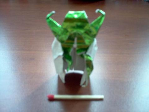 Fumiaki Kawahata: Yoda mester