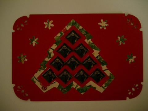 Somogyi Mariann: Karácsonyi üdvözlőlap