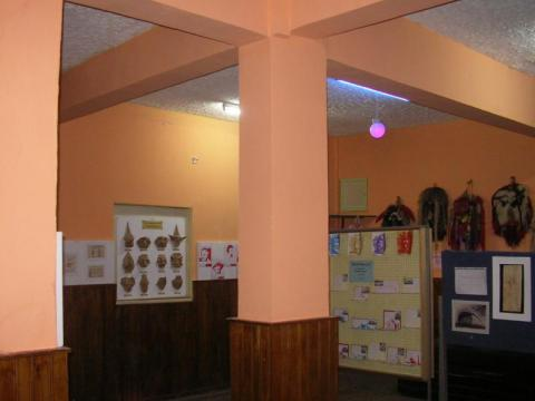 Origami és kirigami kiállítás Zsibón