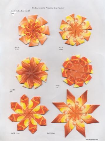Nyolcas variációk