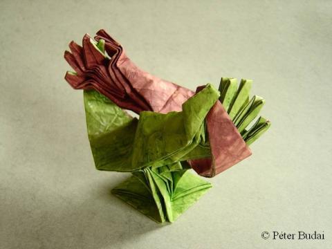 Origami McEscher