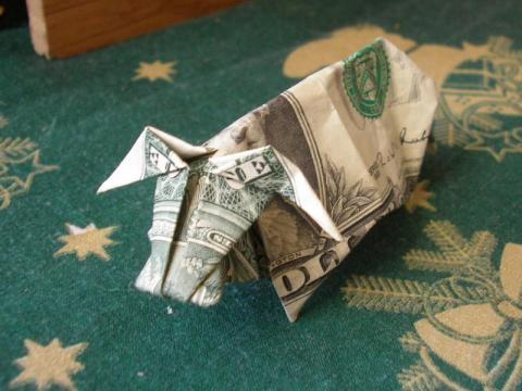 Bivaly dollárból