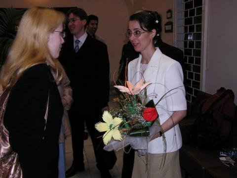 Mariann esküvője