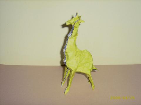 Sebők Zsolt: Zsiráf