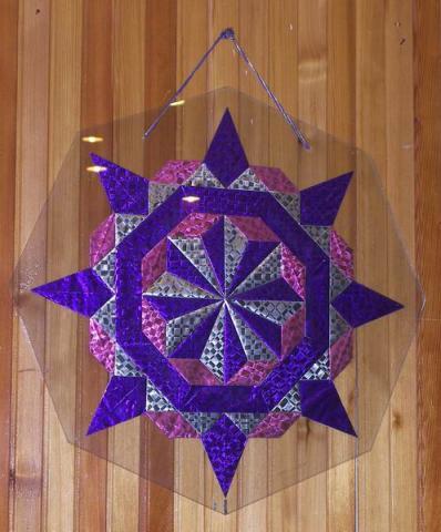 Csillag mozaik