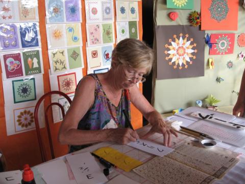 Japán írás Klári jóvoltából